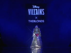 Disney Villains x The Blonds #NYFW