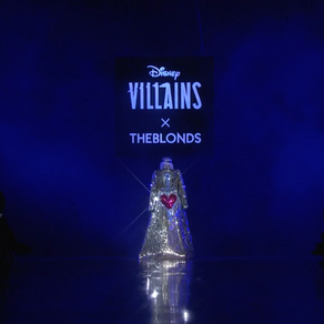 Disney Villains x The Blonds #NYFW