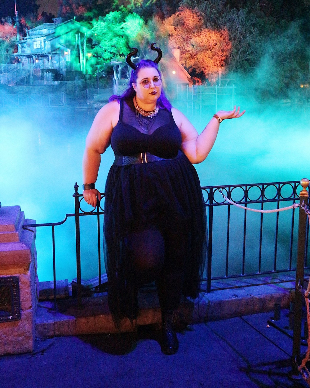 Maleficent l Mickey's Halloween Party 2018
