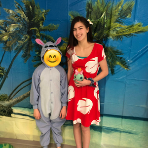 Dad Daugher Lilo Stitch DisneyBound