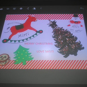 Holiday Cards Made Easy with HP Sprout