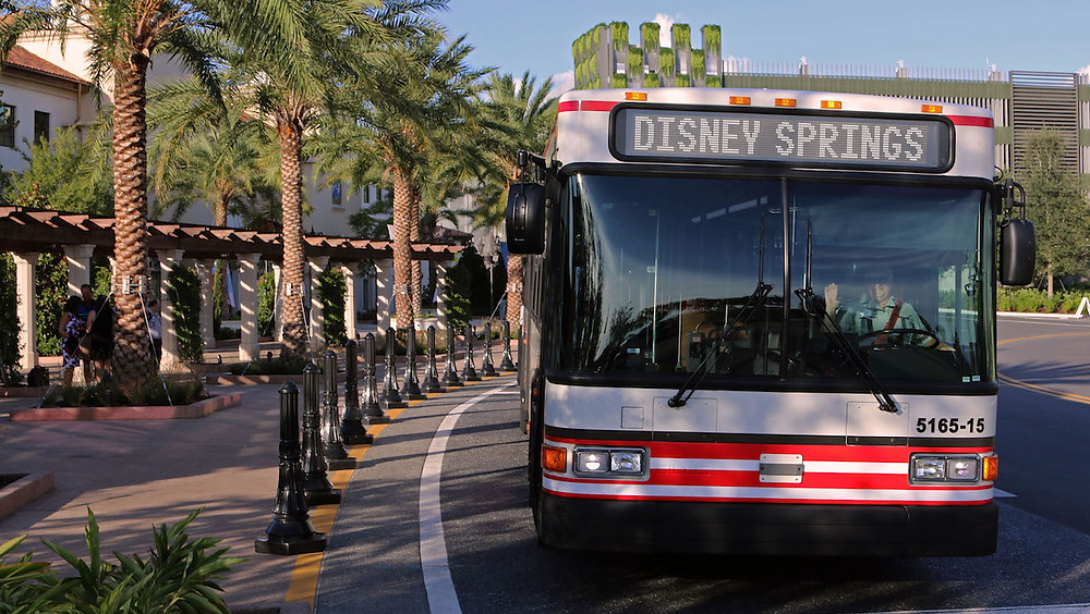 Walt Disney World Bus Fleet