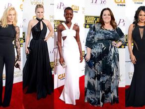 2014 19th Annual Critics Choice Award Best Dressed List