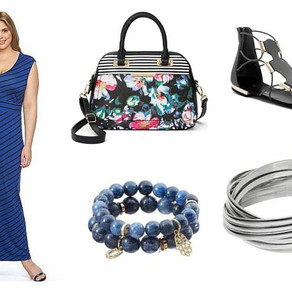 Style Vibes – Blue Hues On Deck