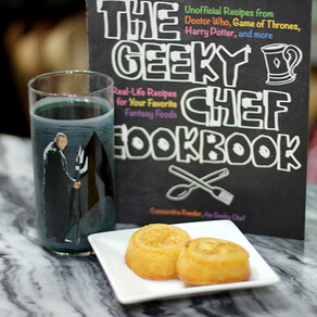 Time to Nerd out and Get Your Baking on With These Geeky Recipes