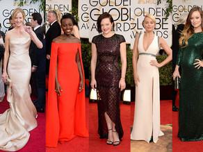 Best Dressed at the 2014 Golden Globe Awards