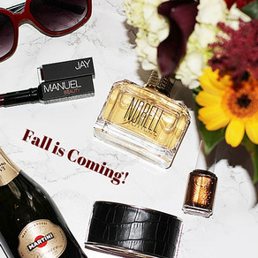 Fall Is Coming and I'm Sharing My New Fall Favorites