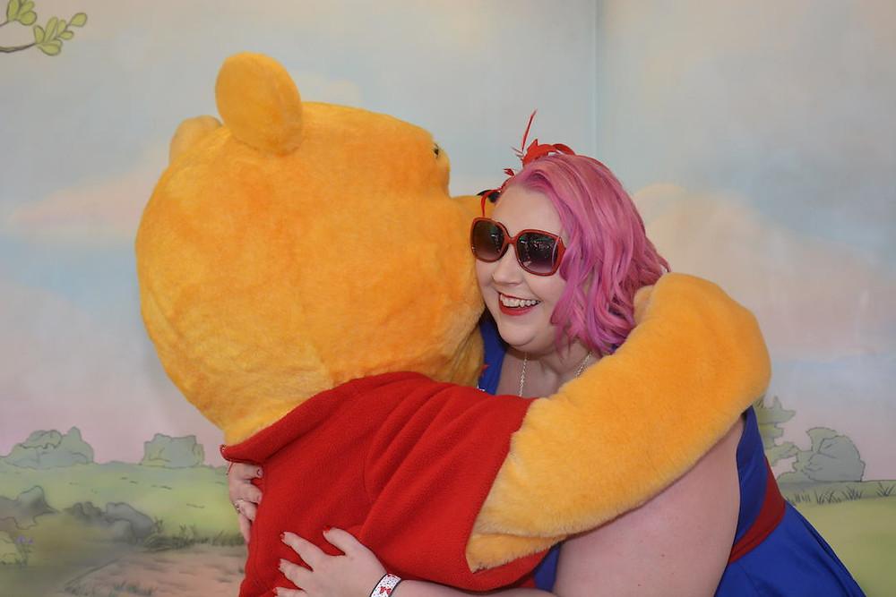 Walt Disney World in a Day - Pooh Bear