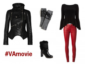 #VAmovie Outfit Inspiration: Rose Hathaway