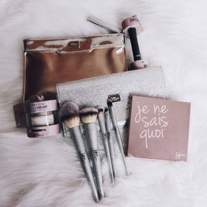 Holiday | Sparkle and Shine with IT Cosmetics