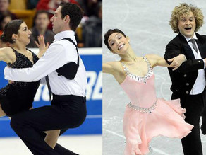 Meet the 2014 U.S. Olympic Pairs & Ice Dancing Skating Teams