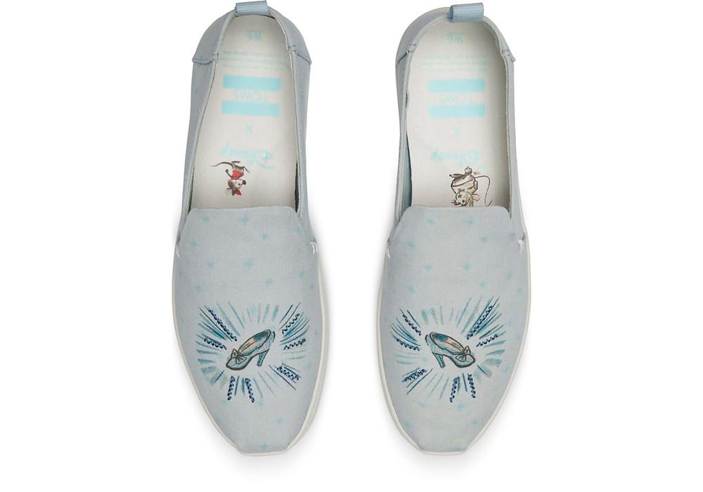 Disney Style x Toms Cinderella