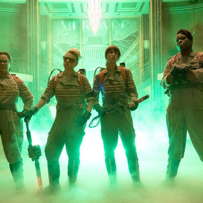 Must See: First Trailer for the Ghostbusters Reboot