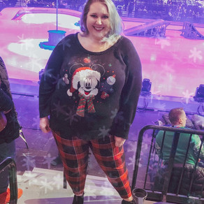 Road Trip Adventures with Disney on Ice