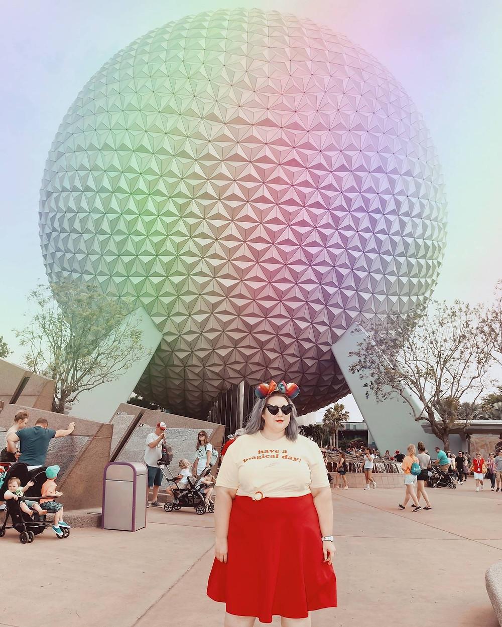 Misti Michelle l Spaceship Earth