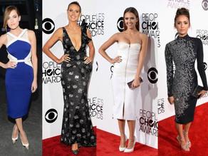 2014 CBS People's Choice Awards Best Dressed List
