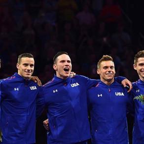 Olympics 2016 | Men's USA Gymnastic Team