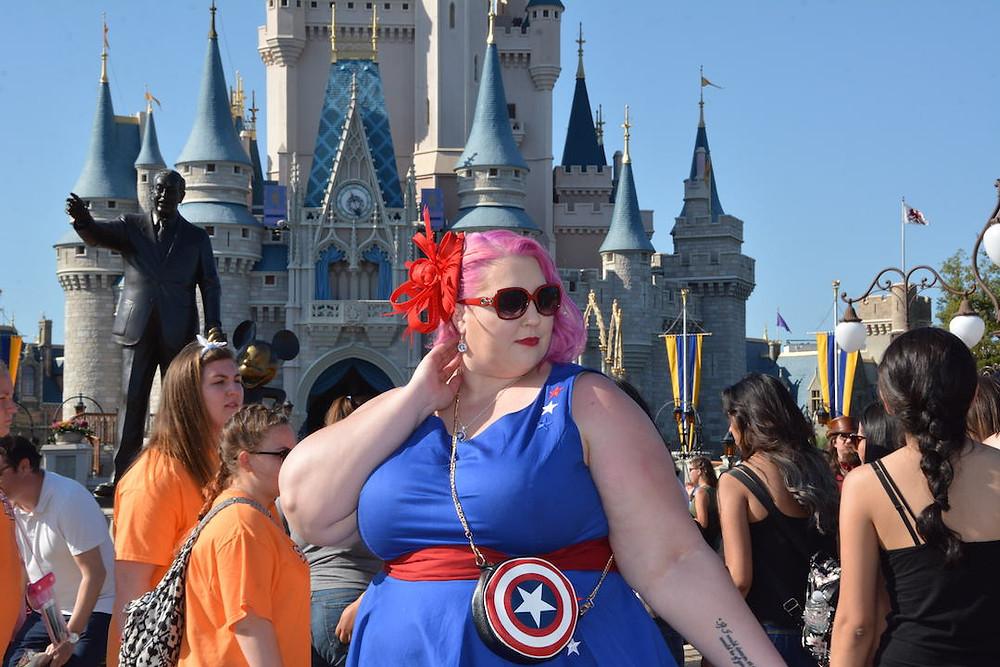 Walt Disney World in a Day - Castle