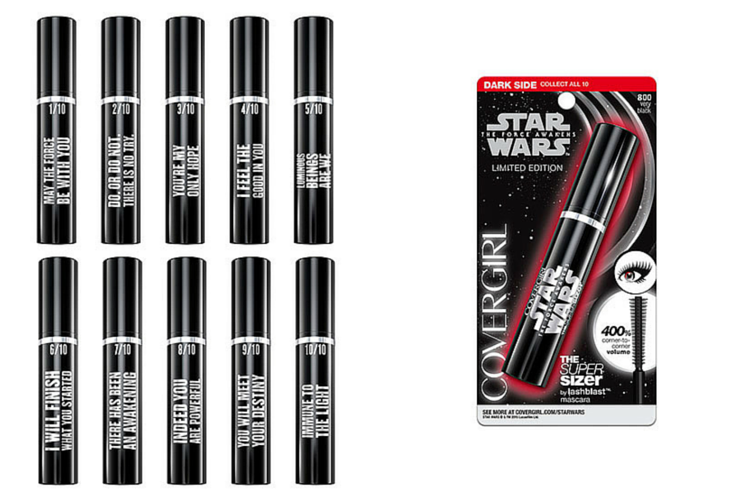CoverGirl Star Wars Limited Edition Mascara $5.99 - 7.49