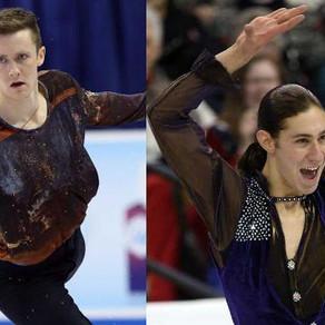 Meet the 2014 U.S. Olympic Men's Figure Skating Team
