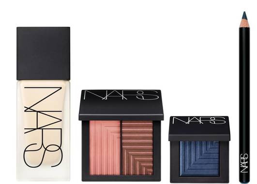 NARS+Golden+Globes+Claire+Danes