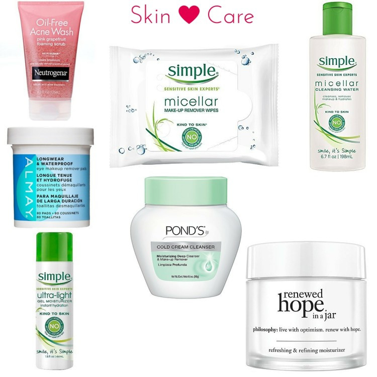 2015 Skin Care Faves