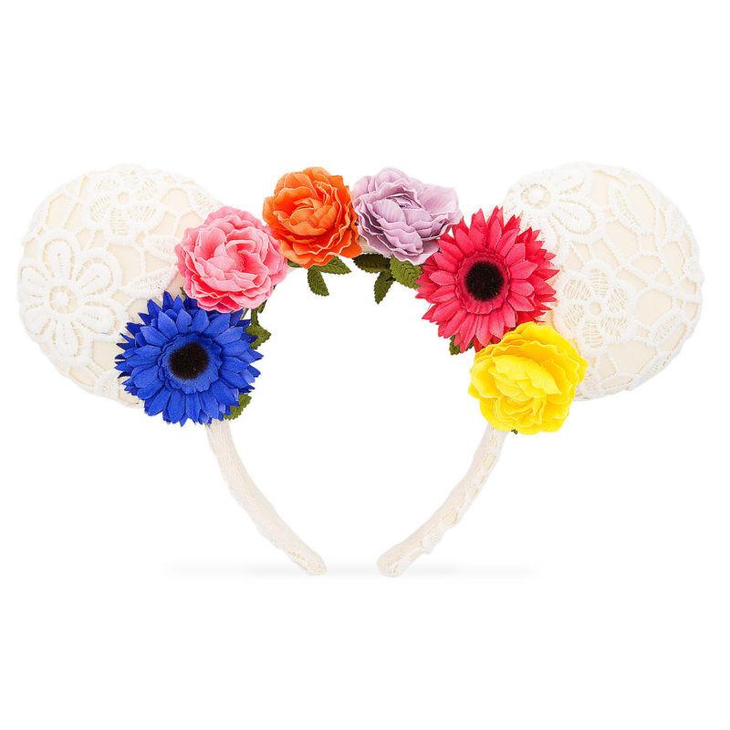 Minnie Floral Ears