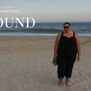 The Plus+ Size Life: Hamptons Bound