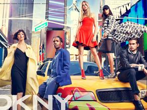 DKNY Spring 2014 Ad Campaign #DKNY25