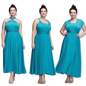 Summer #StyleVibes| Lane Bryant Multi-Way Dress