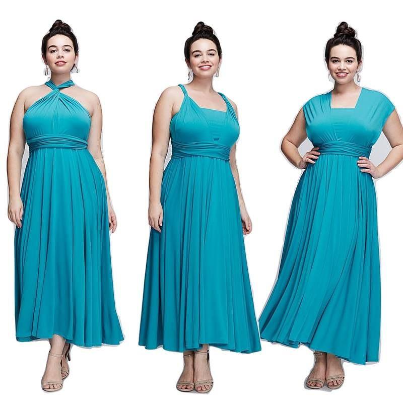 Lane+Bryant+Multi-Way+Dress+Summer+Style+Vibes