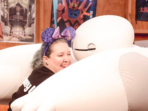 I am Baymax, Your Personal Healthcare Companion