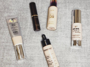 BEAUTY ~ Favorite Winter Foundations
