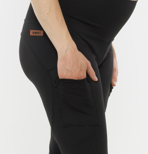 Keblack Leggings (Non-maternity)