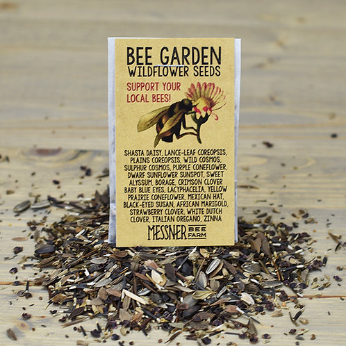 copy of Bee Garden Seeds - 50 packs