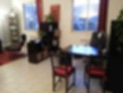 Photographie du cabinet de psychologue et sexologue situé au Rove, Marseille, l'Estaque. Problèmes relationnels, sexuels, éducation sexuelle, troubles de la libido, du désir et du plaisir.
