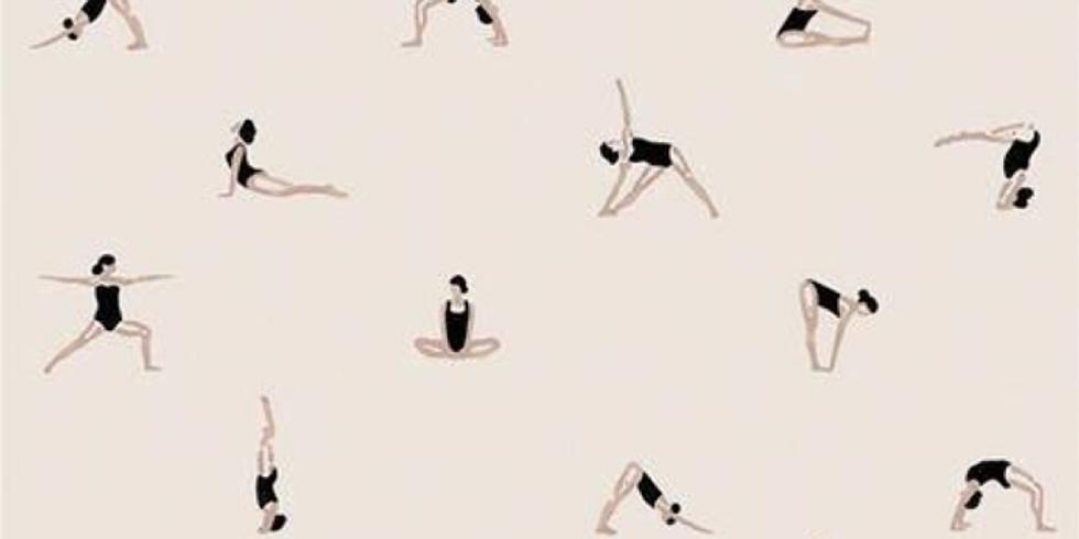 Tuesdays yoga