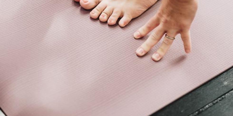 Online Yoga!