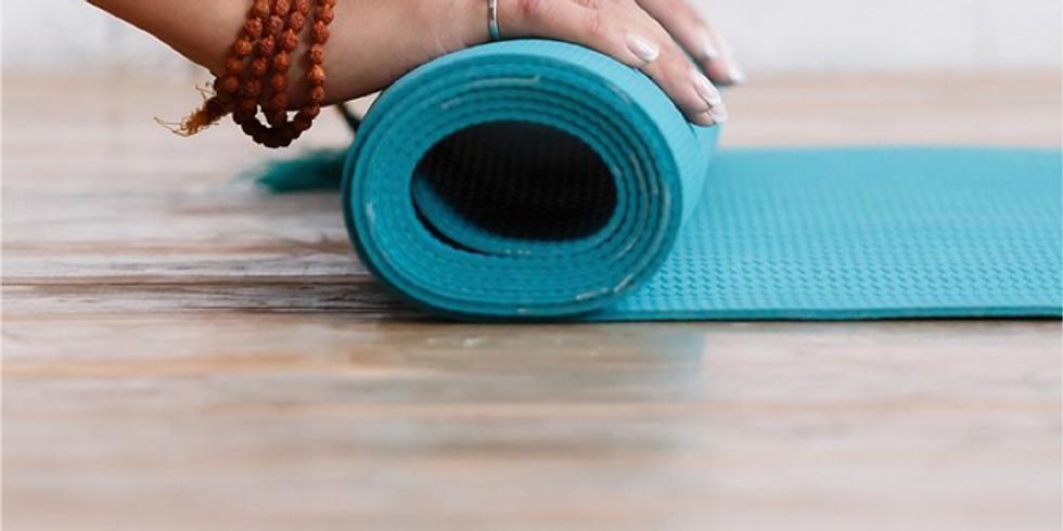 Tuesday yoga