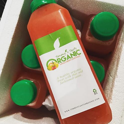 1 Case of Organic Lemonade