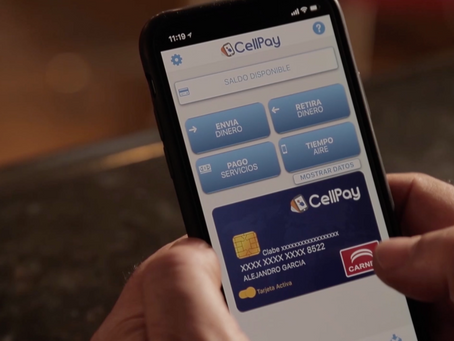 Cellpay la tarjeta mexicana que conviene conocer