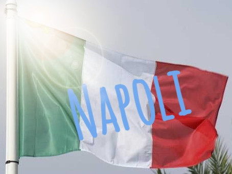 NIPPING TO NAPLES AND POPPING TO POMPEII