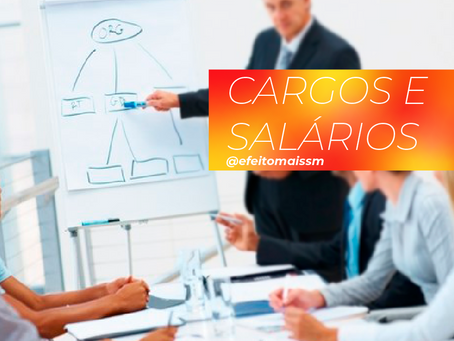 O que é e qual a importância do Plano de Cargos e Salários para a sua empresa!