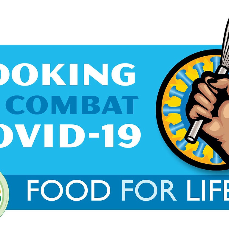 PRIVATE series for STI:  Food For Life Cooking To Combat COVID-19