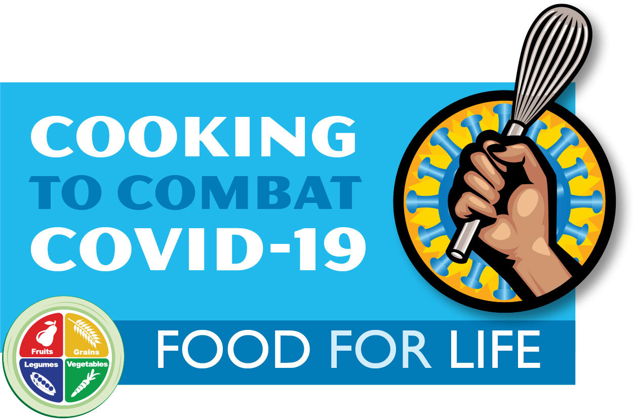 Cooking To Combat COVID-19: July 25 2020