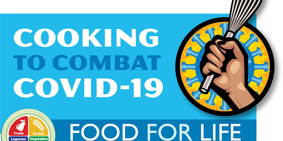 Cooking To Combat COVID-19 Class 3