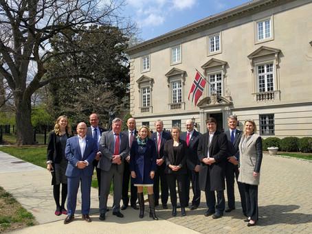 NACC Presidents' Council Meeting, April 2018