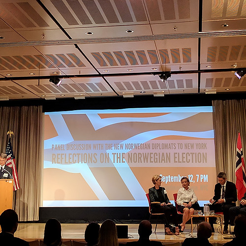 Panel Discussion: Reflections on the Norwegian Election