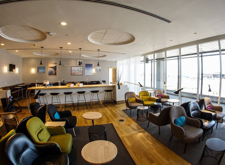 SAS Lounge in New York Larger and in a New Design