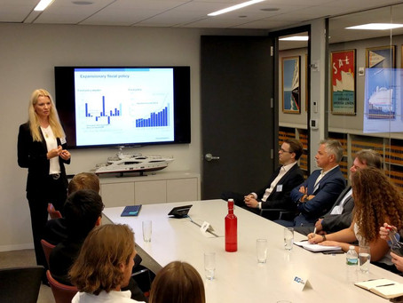 Presentation by Kari Due-Andresen, Chief Economist of Handelsbanken, Norway, Sept. 22